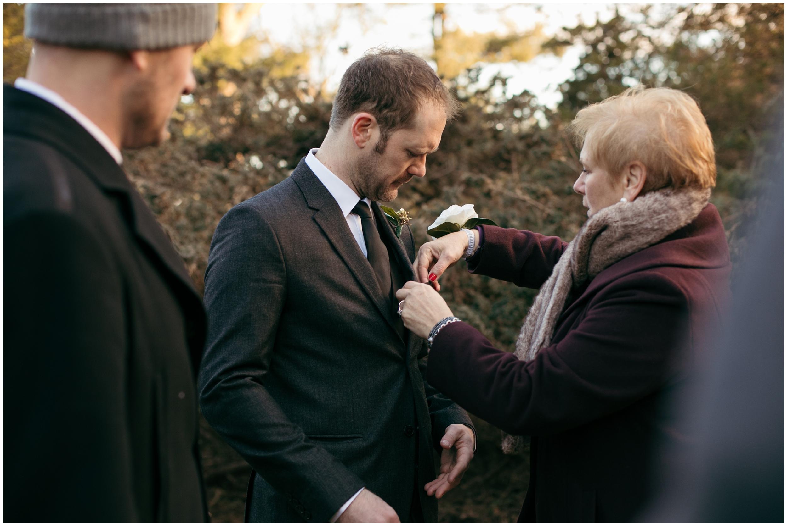 Arnold Arboretum wedding