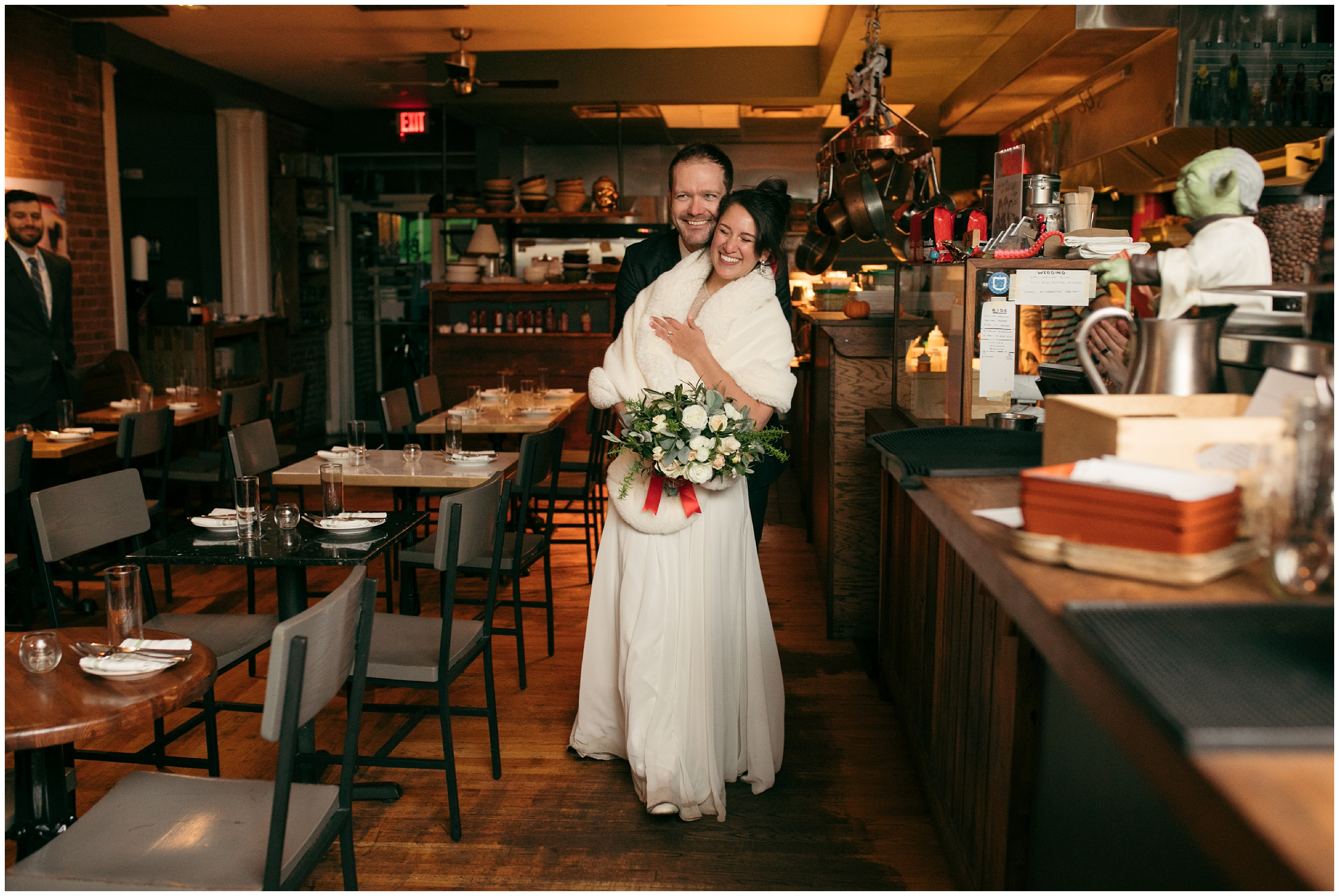 Brooklyn elopement photos