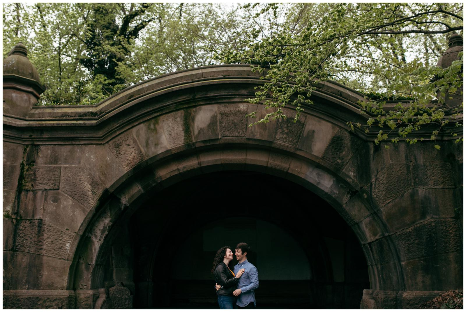 Brooklyn engagement location