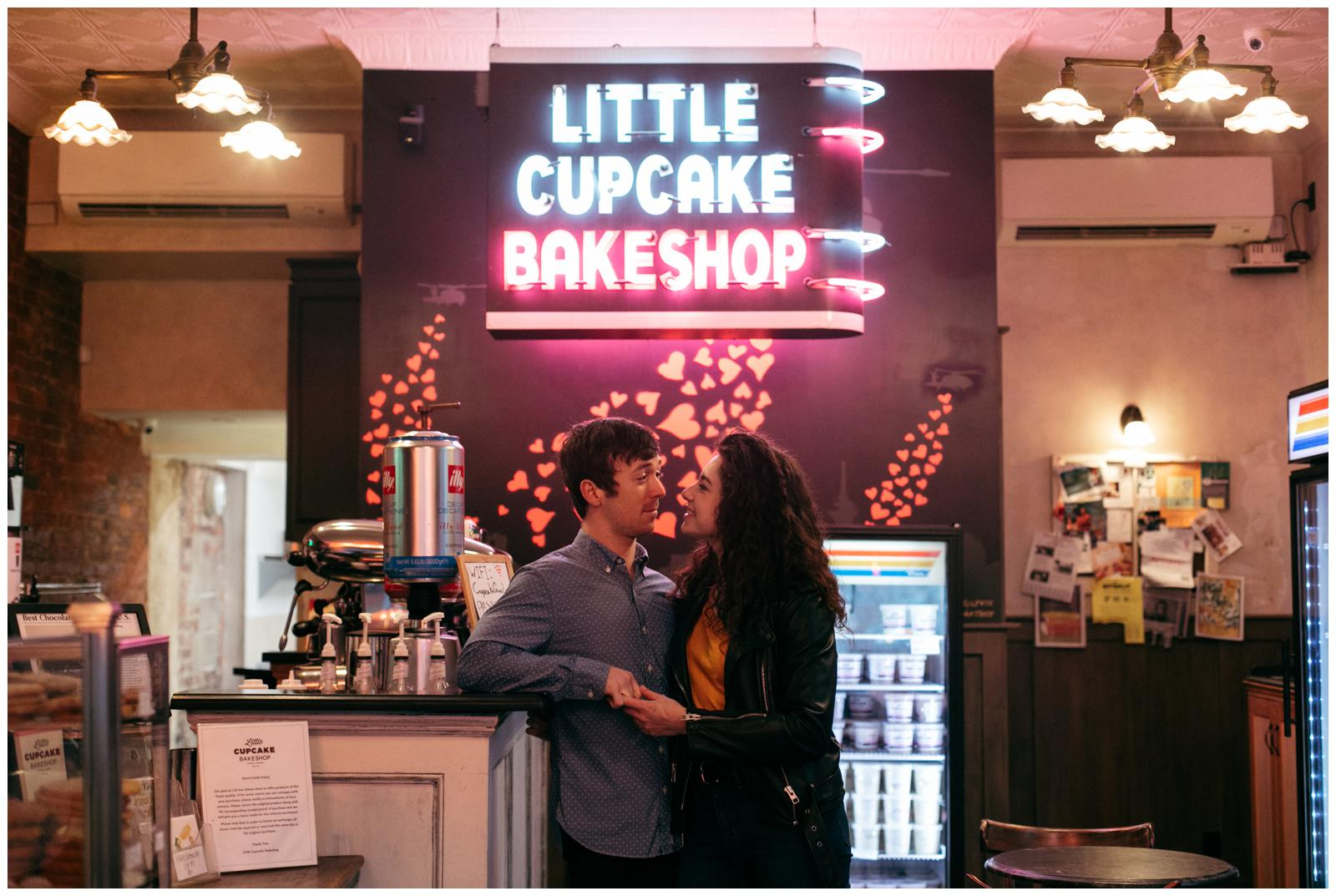 Brooklyn engagement photo ideas