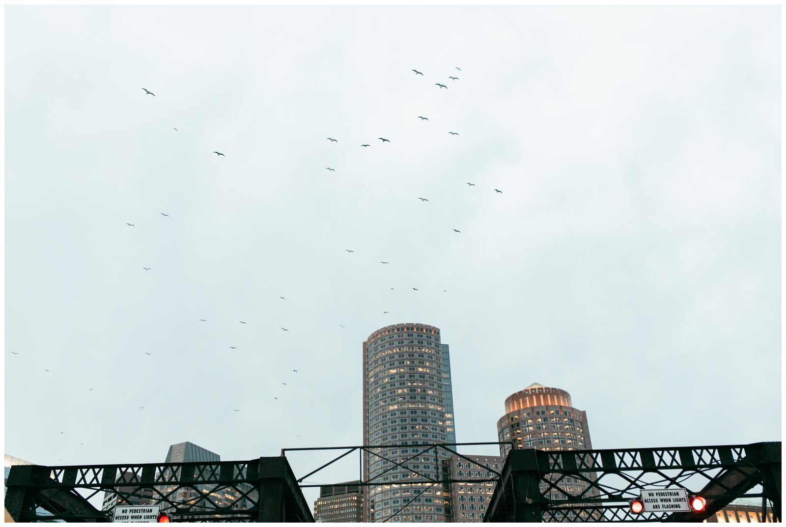 Seaport Boston engagement