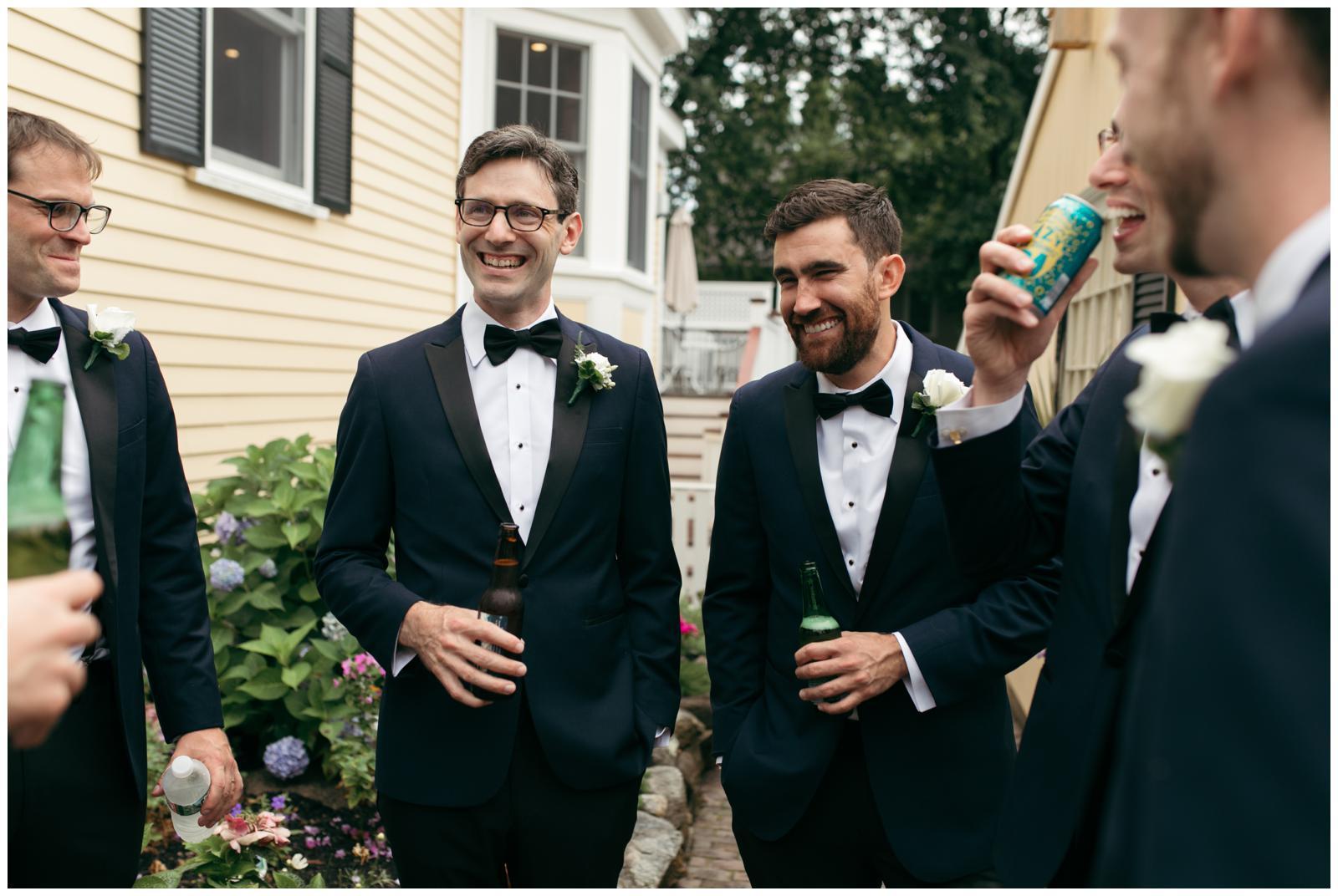 North shore MA wedding photos