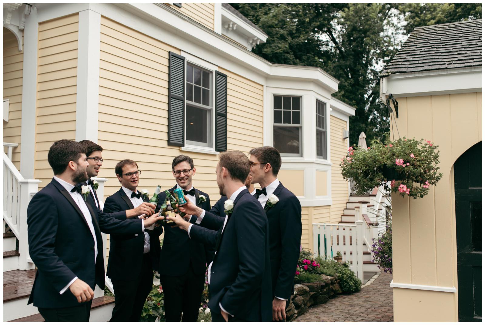 North shore Boston wedding photos