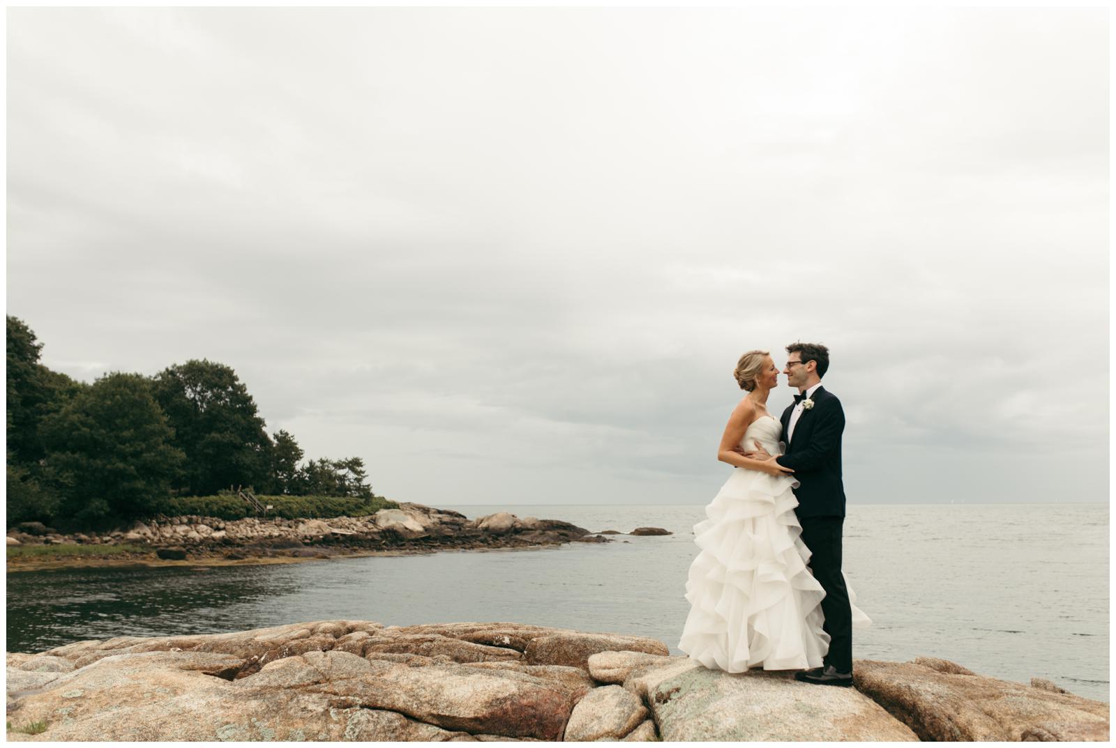Coastal wedding venue North Shore