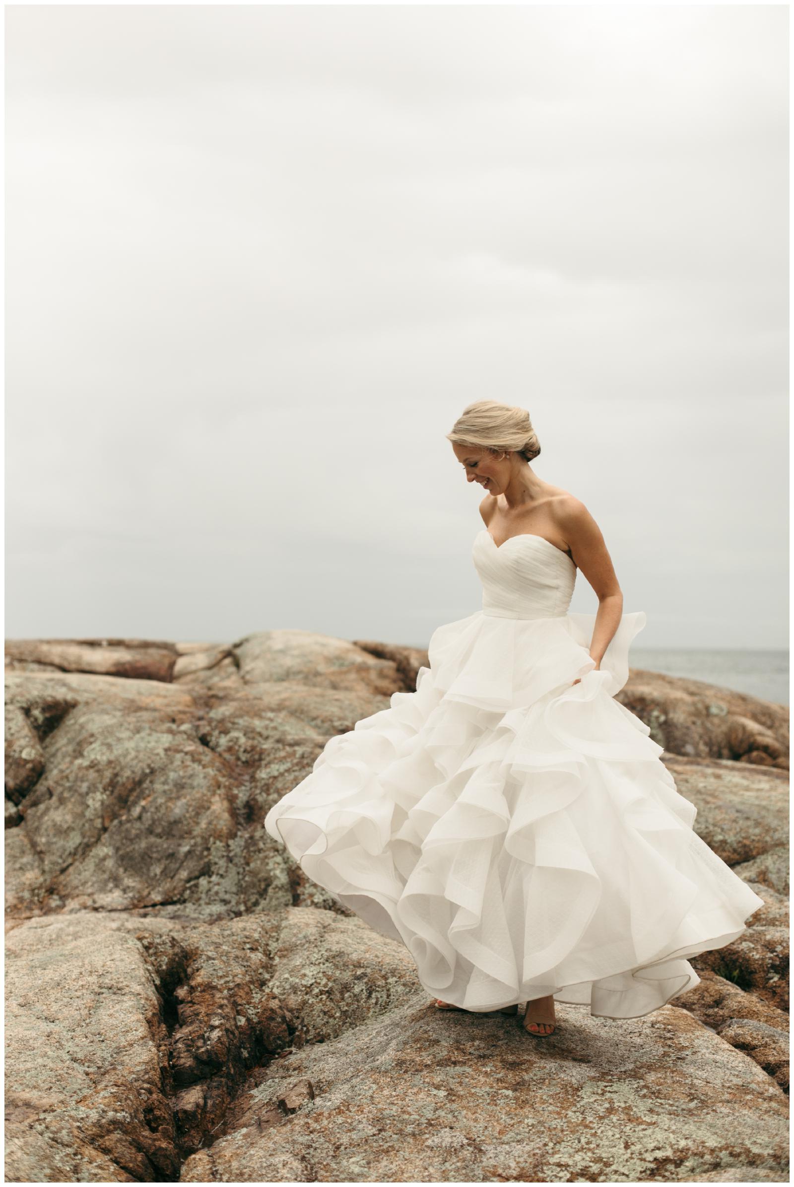 wedding venue on ocean Massachusetts