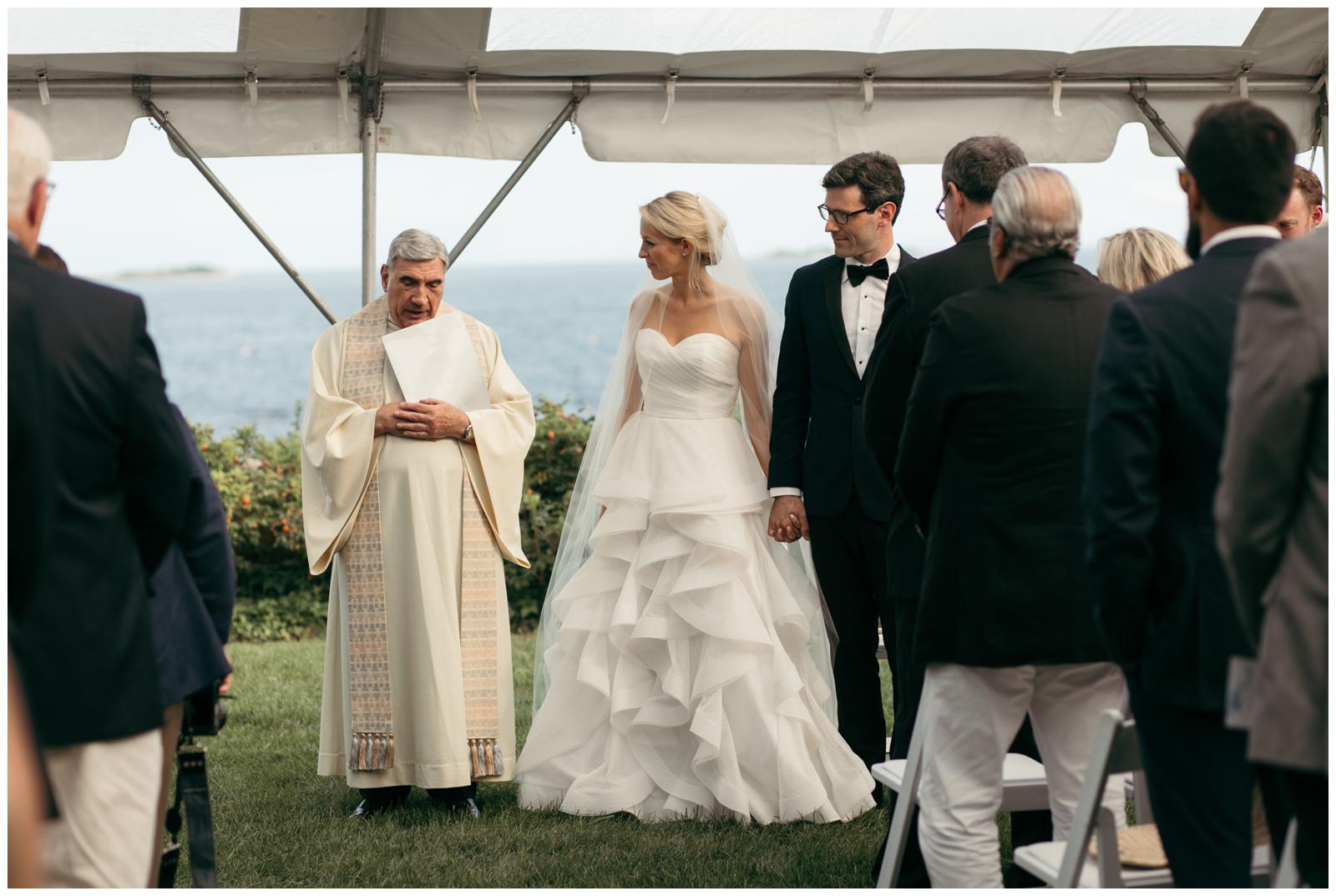 oceanside wedding venue Massachusetts