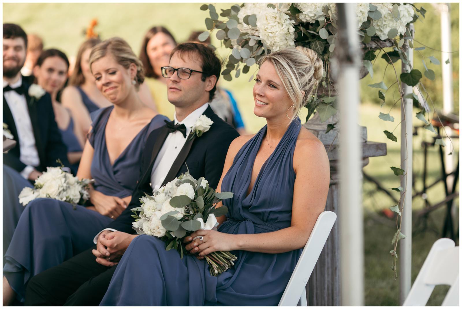 Misselwood wedding ceremony