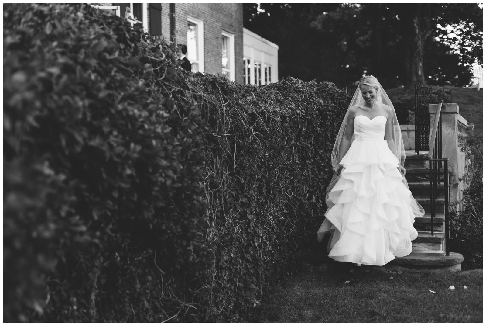 Massachusetts estate wedding
