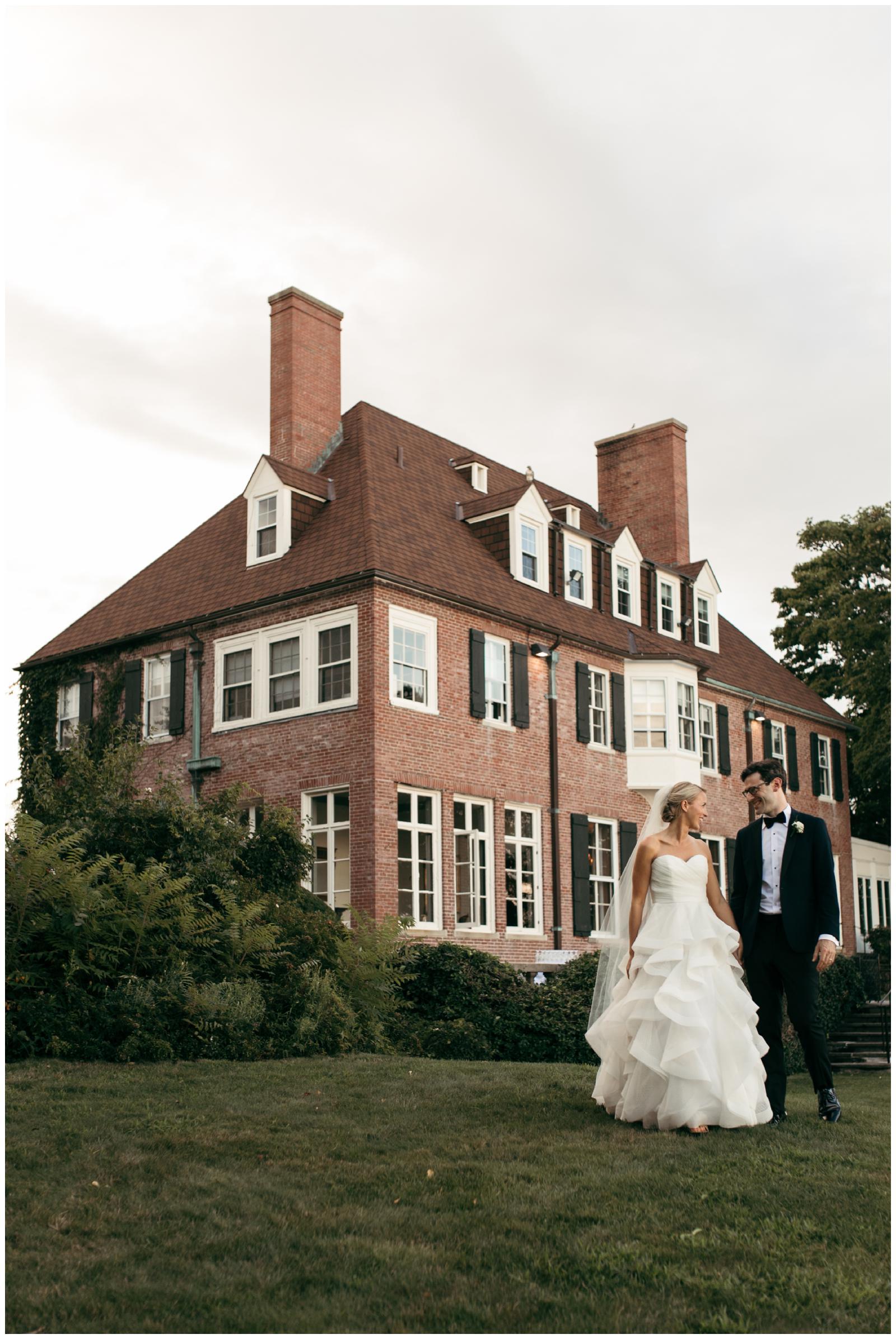 Massachusetts estate wedding venue