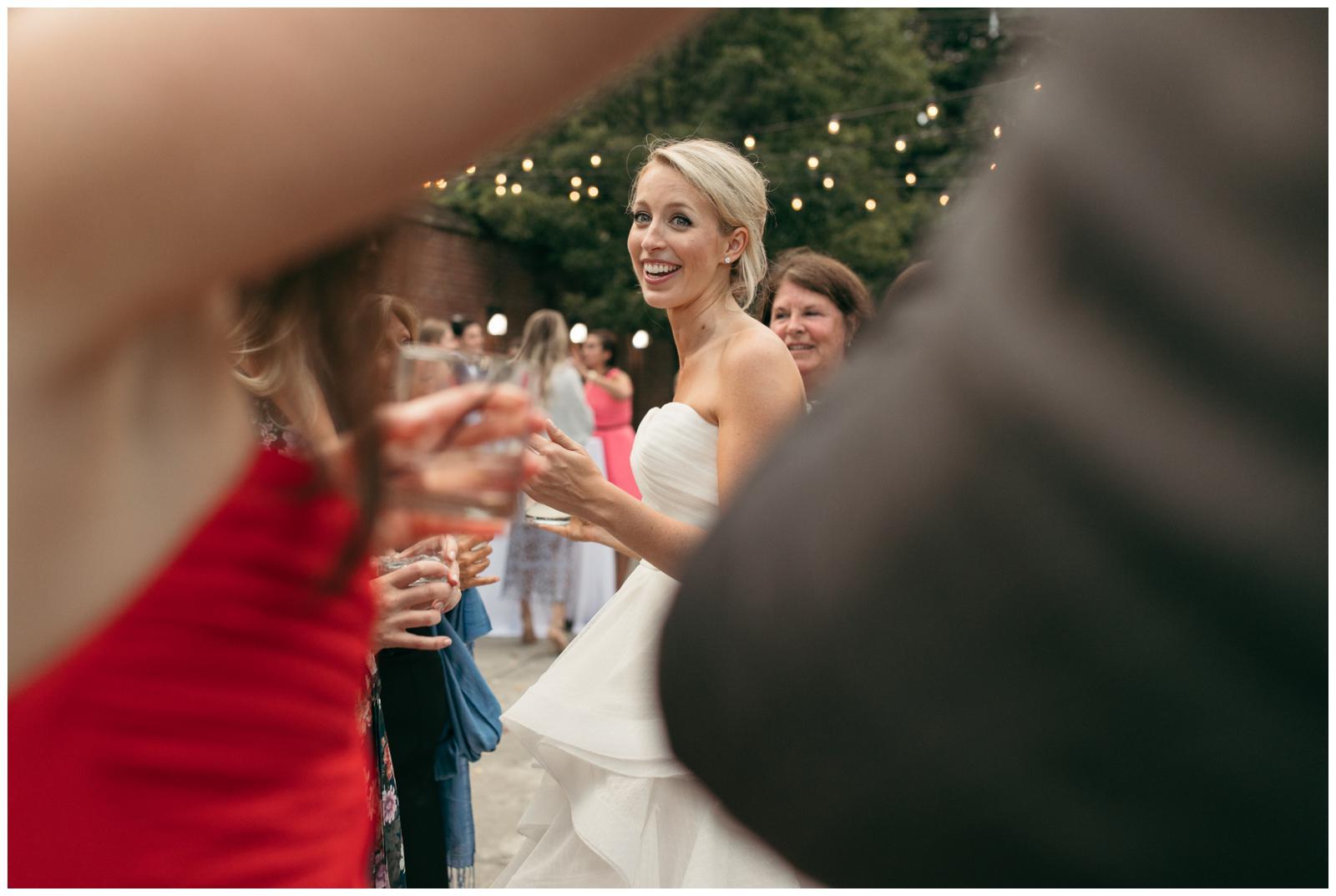 Misselwood at Endicott college wedding