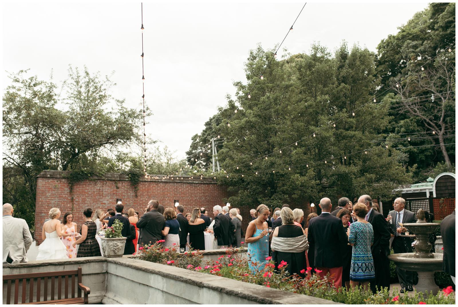 coastal Massachusetts wedding venue