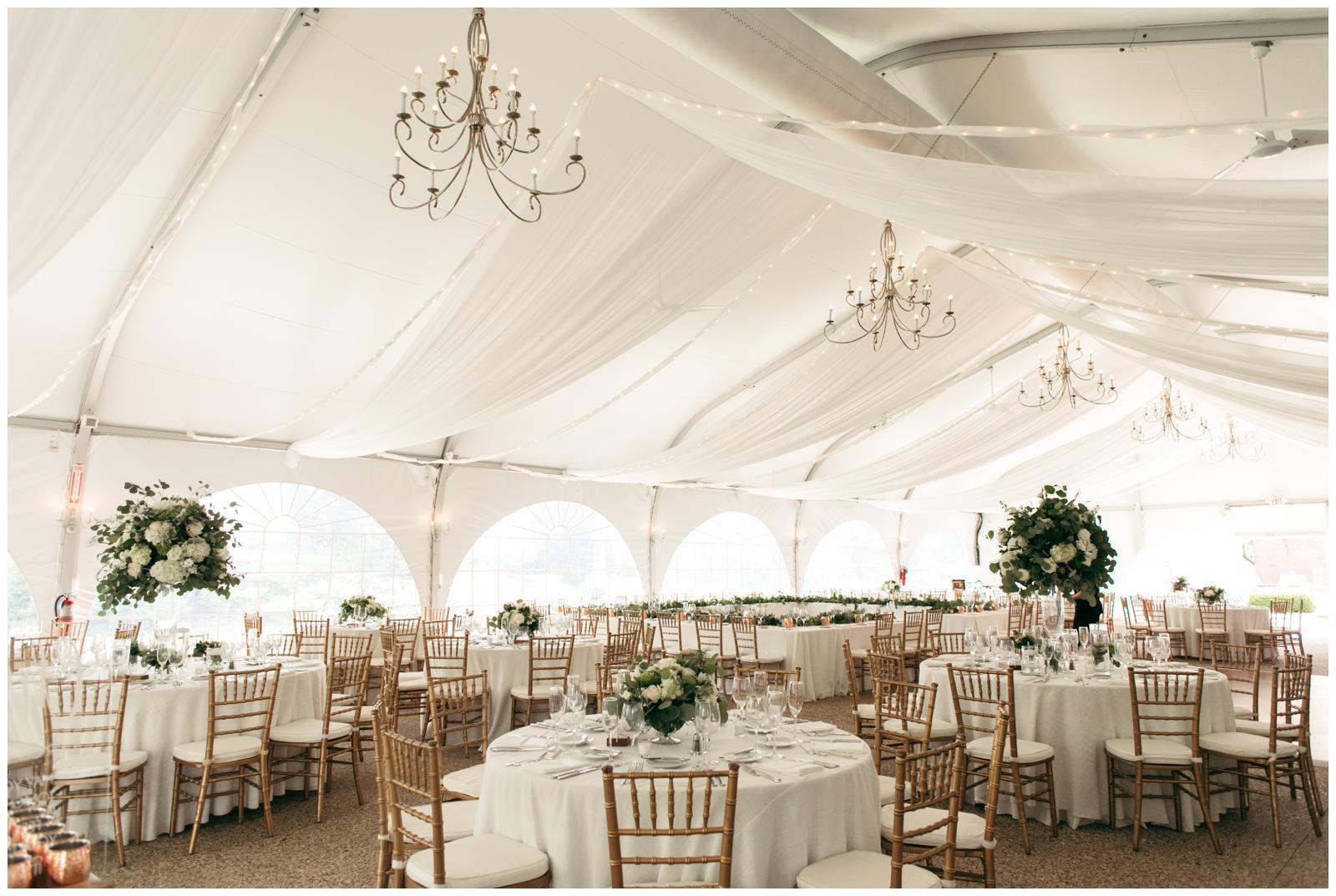 tented wedding venue Massachusetts