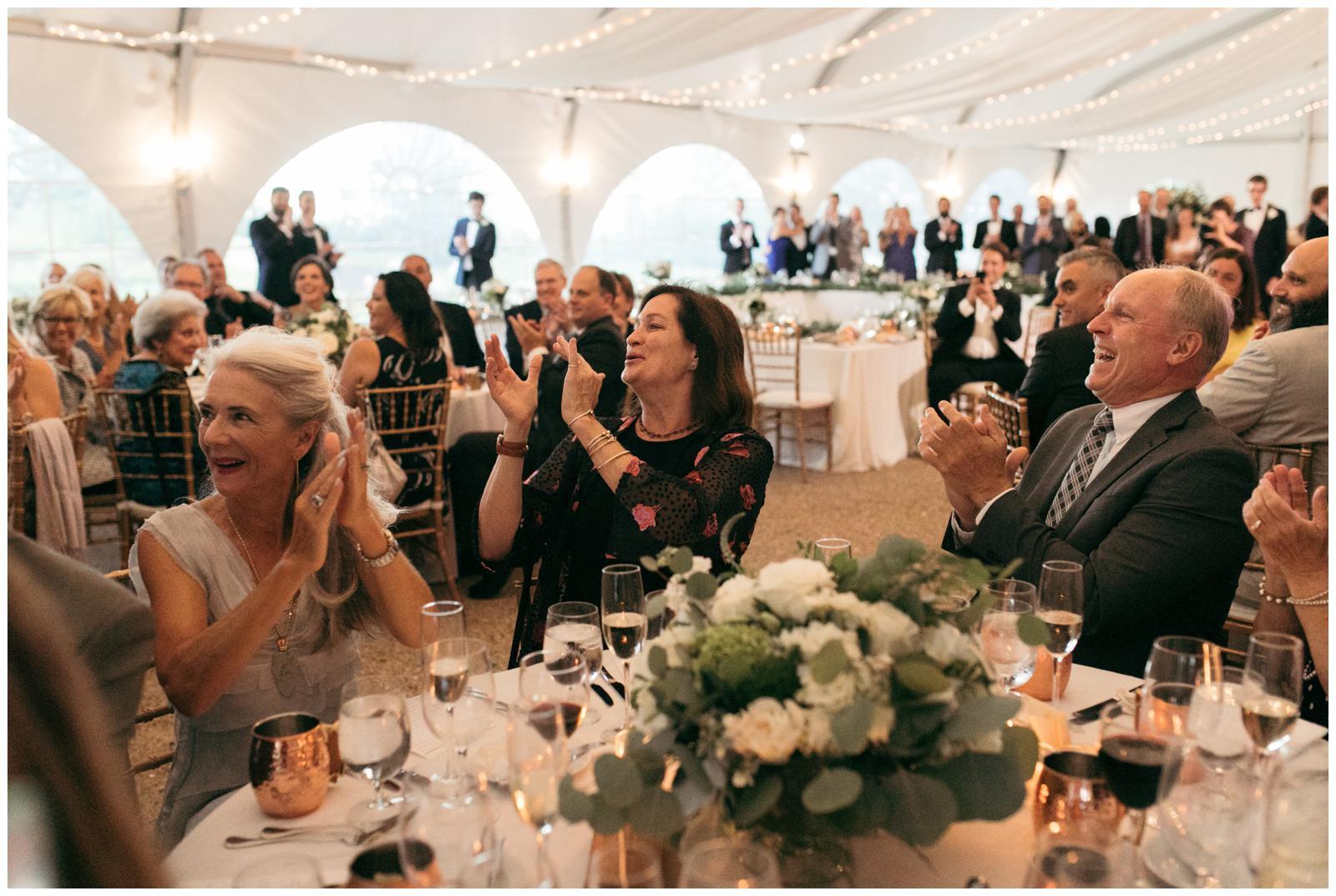Misselwood wedding reception