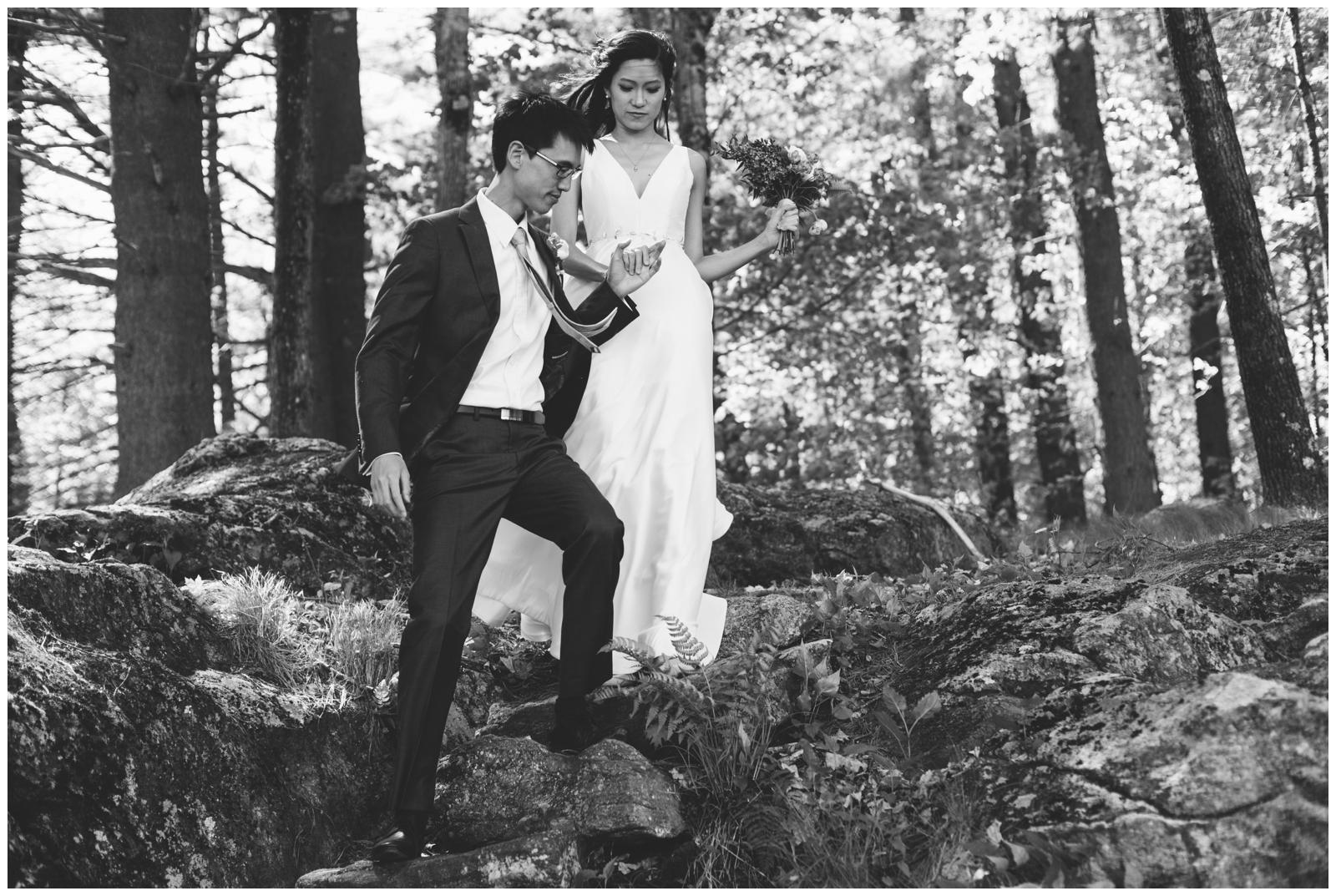 adventurous wedding photographer Boston