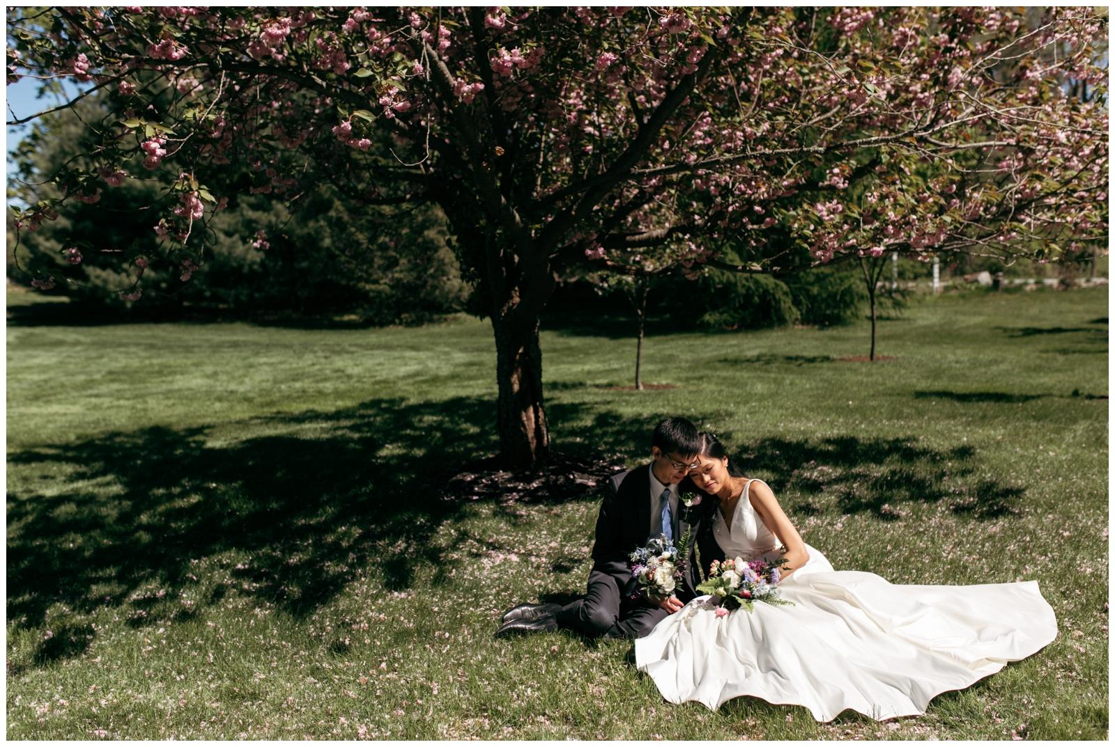 Moody wedding photos Boston