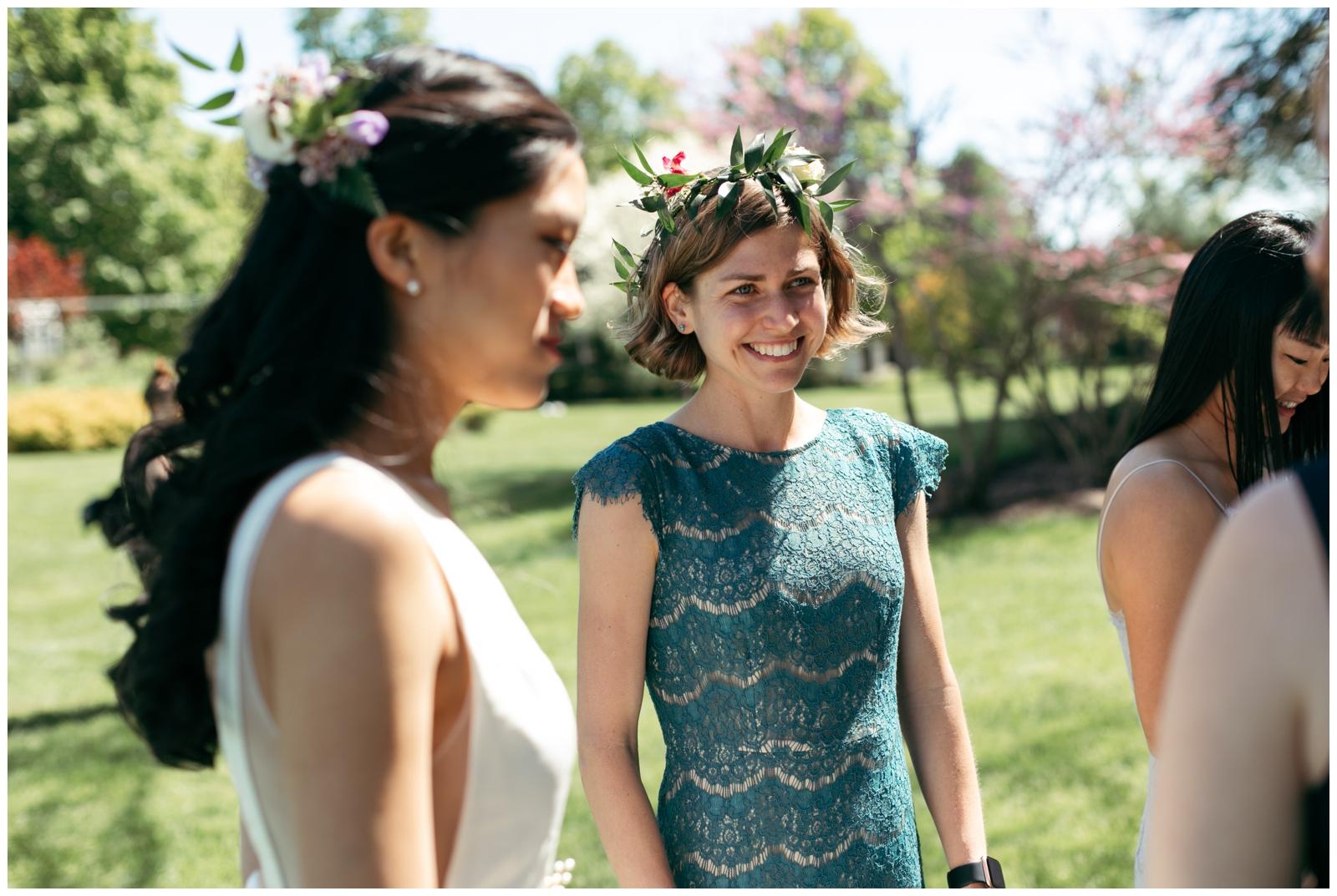 DIY wedding Boston