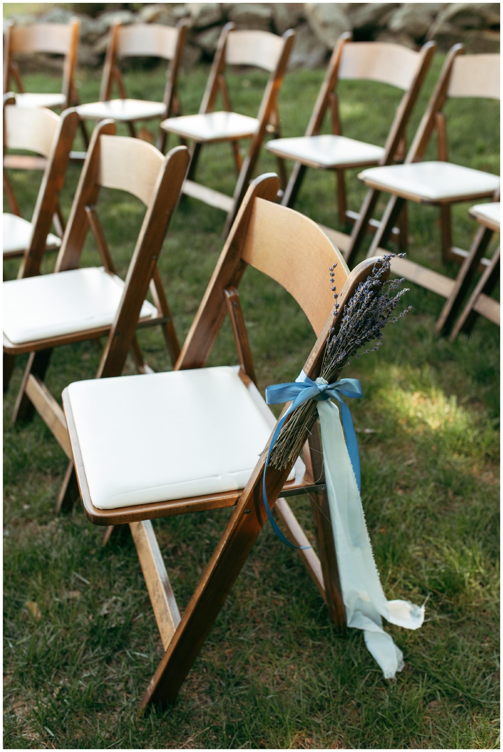 outdoor wedding ceremony Boston