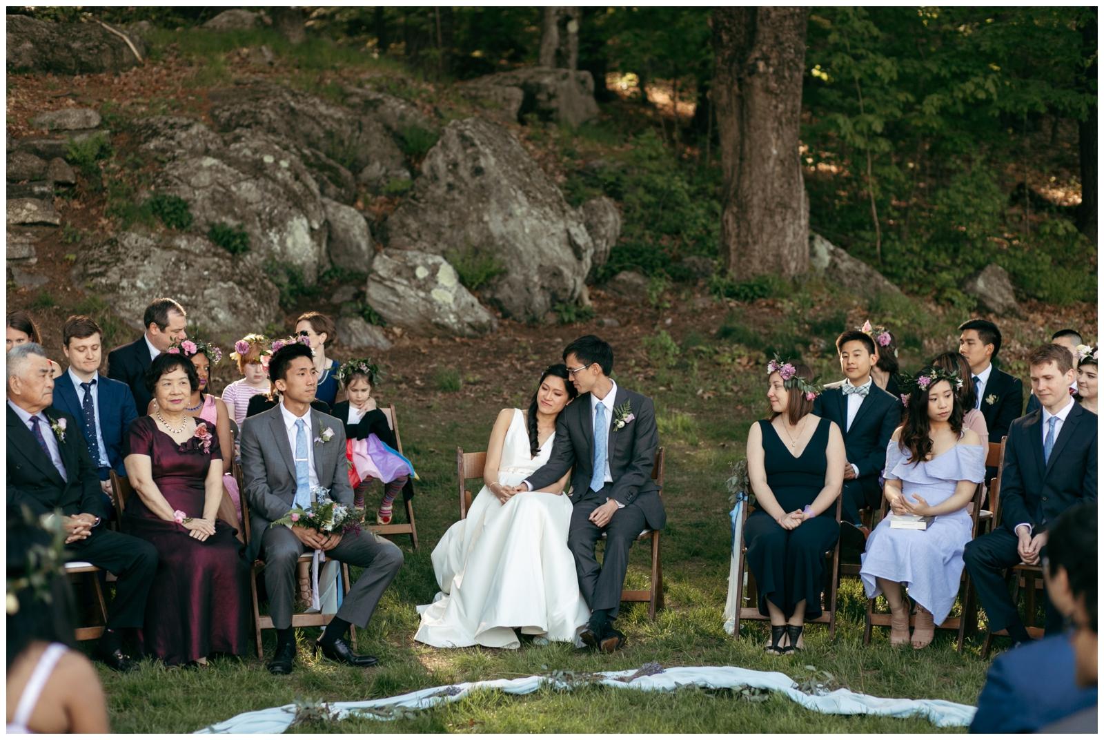 hippie wedding Boston