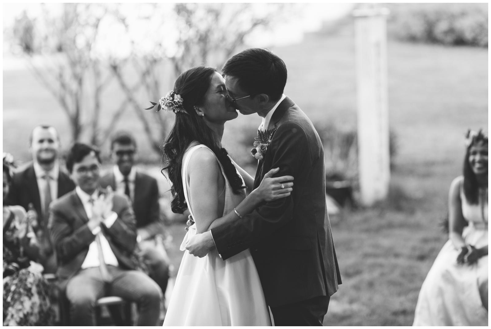 moody wedding photographer New York