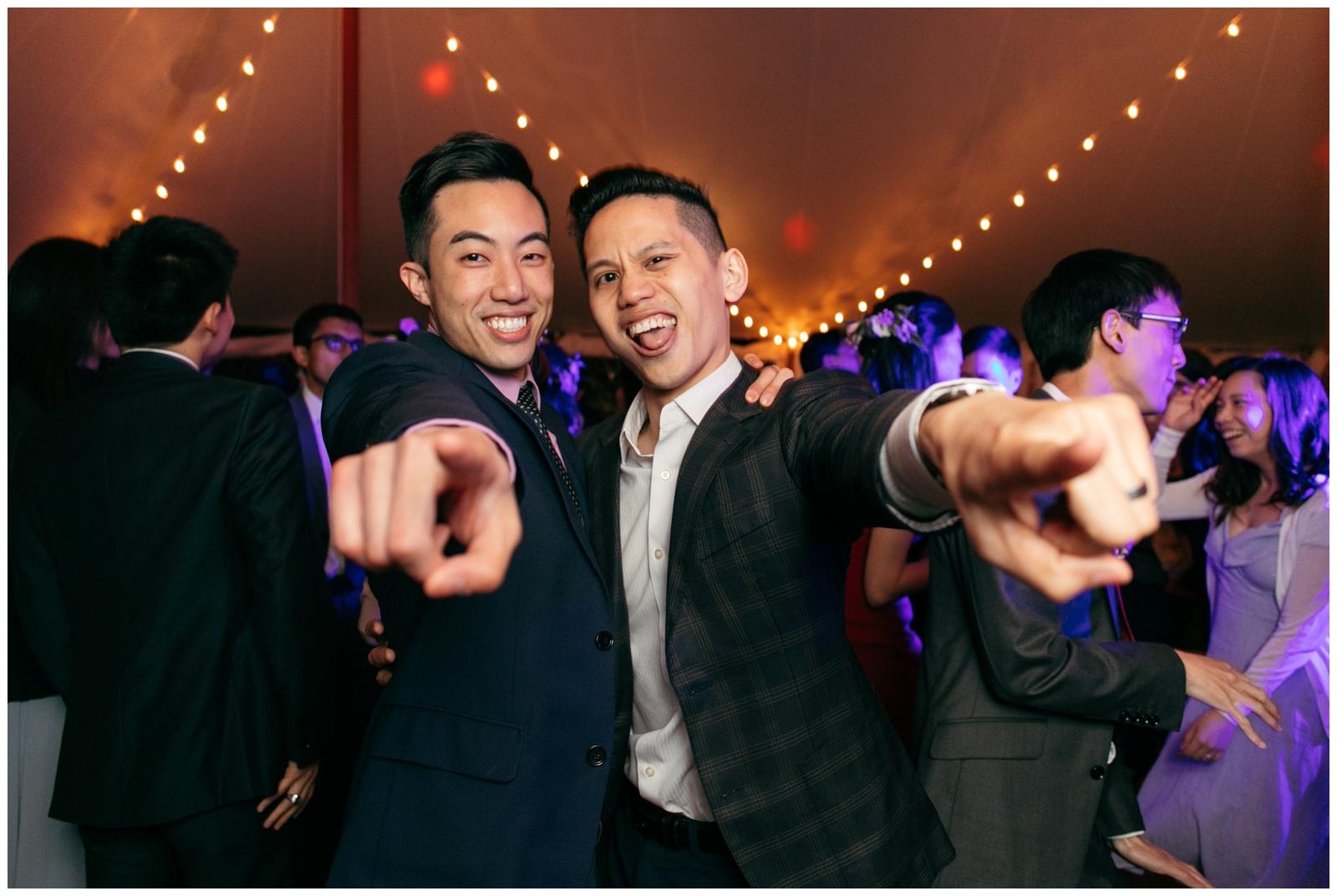 Boston wedding reception photos