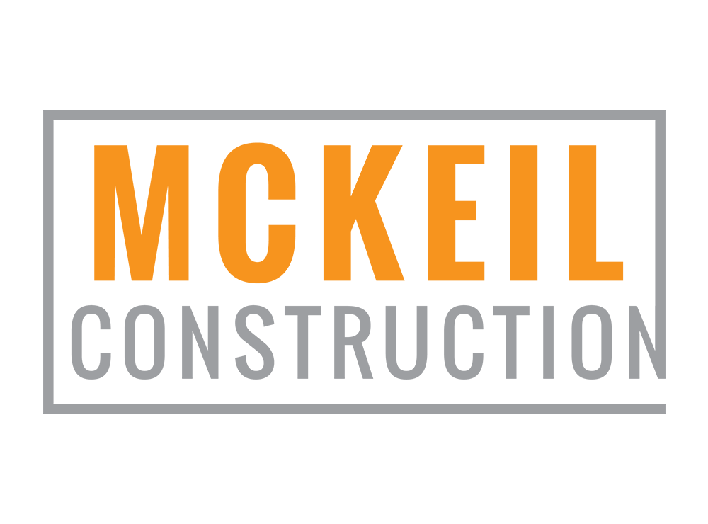 McKeil Construction is a new construction company offering excavating, drainage, retaining walls etc.    As a one man show, he needed a brand that made him appear larger than he was and allows him to scale and grow.