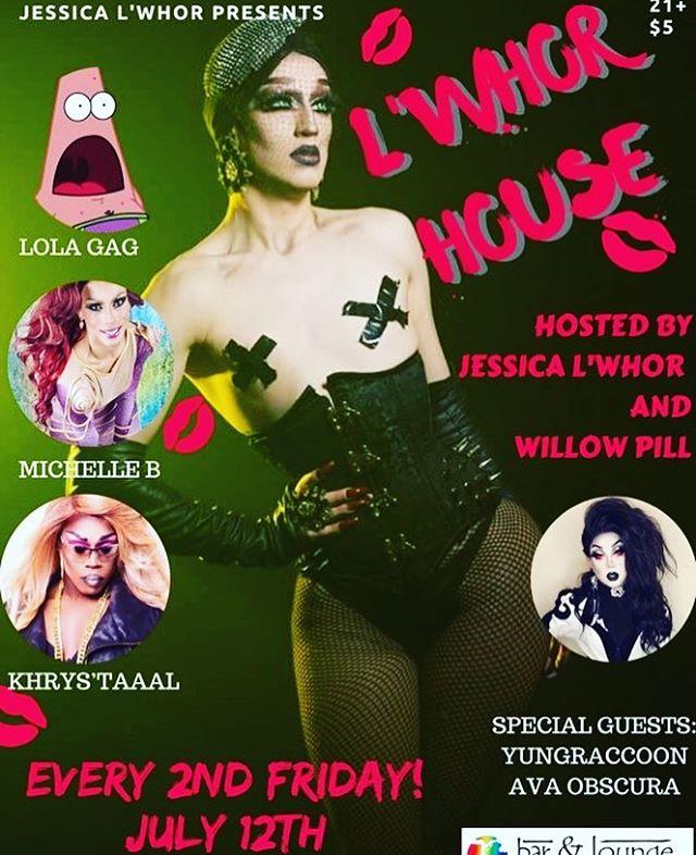 Tonight! #drag #rbar #fortcollins