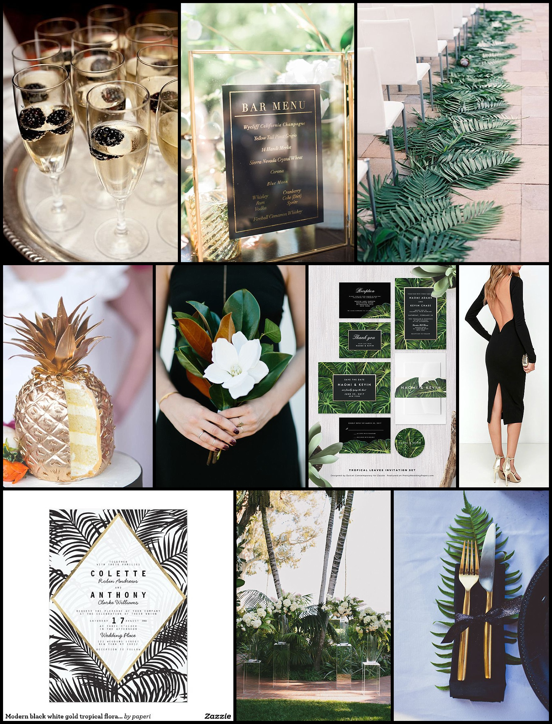 Tropical Wedding Ideas Inspiration South Florida Palm Beach Wedding Planner