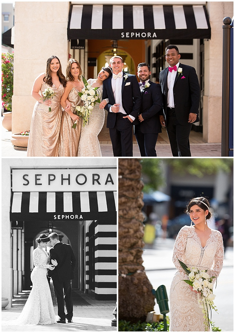 Bowery Palm Beach Wedding Inspiration CityPlace West Palm Beach