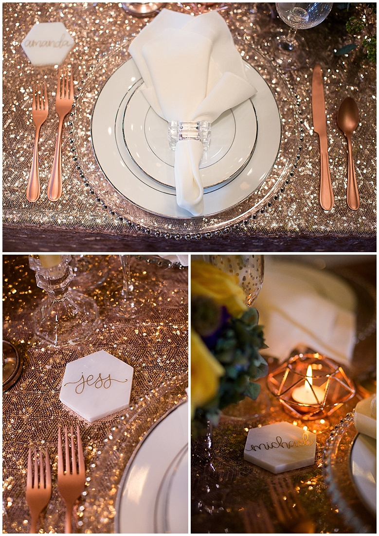 Palm Beach Wedding Bowery Palm Beach Tablescape