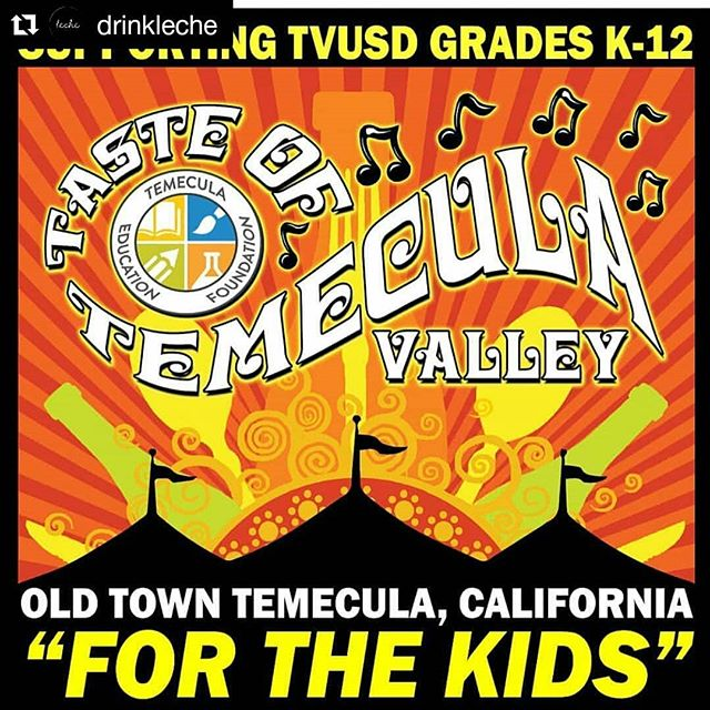 #headsup #streetstopapp  #thestreetstop  #foodtrucklife  #lafoodtrucks  #LAeats  #streetfood  #orderahead  #skiptheline  #linkinbio  #freeapp . #Repost @drinkleche (@get_repost) ・・・ 🗣In Temecula for the weekend!  Raising money para los niñitos!😭 @tef_temecula 👏Friday from 6-10PM 😊Saturday from 11-7PM This one should be fun🥛🖤 #drinkleche