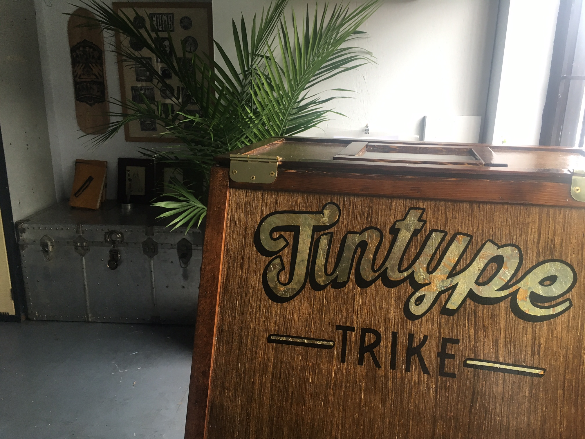 tintype trike - not FOR SALE