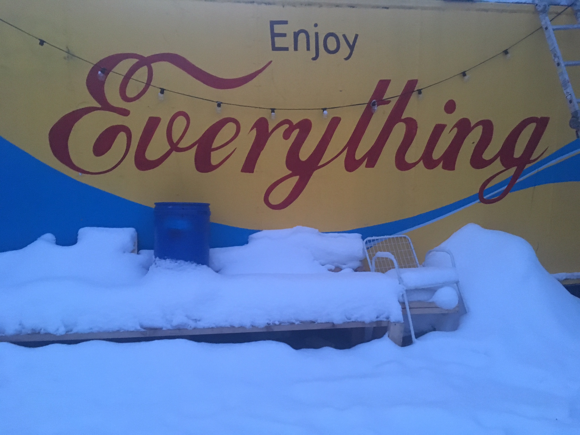 ENJOY EVERYTHING - NOT FOR SALE