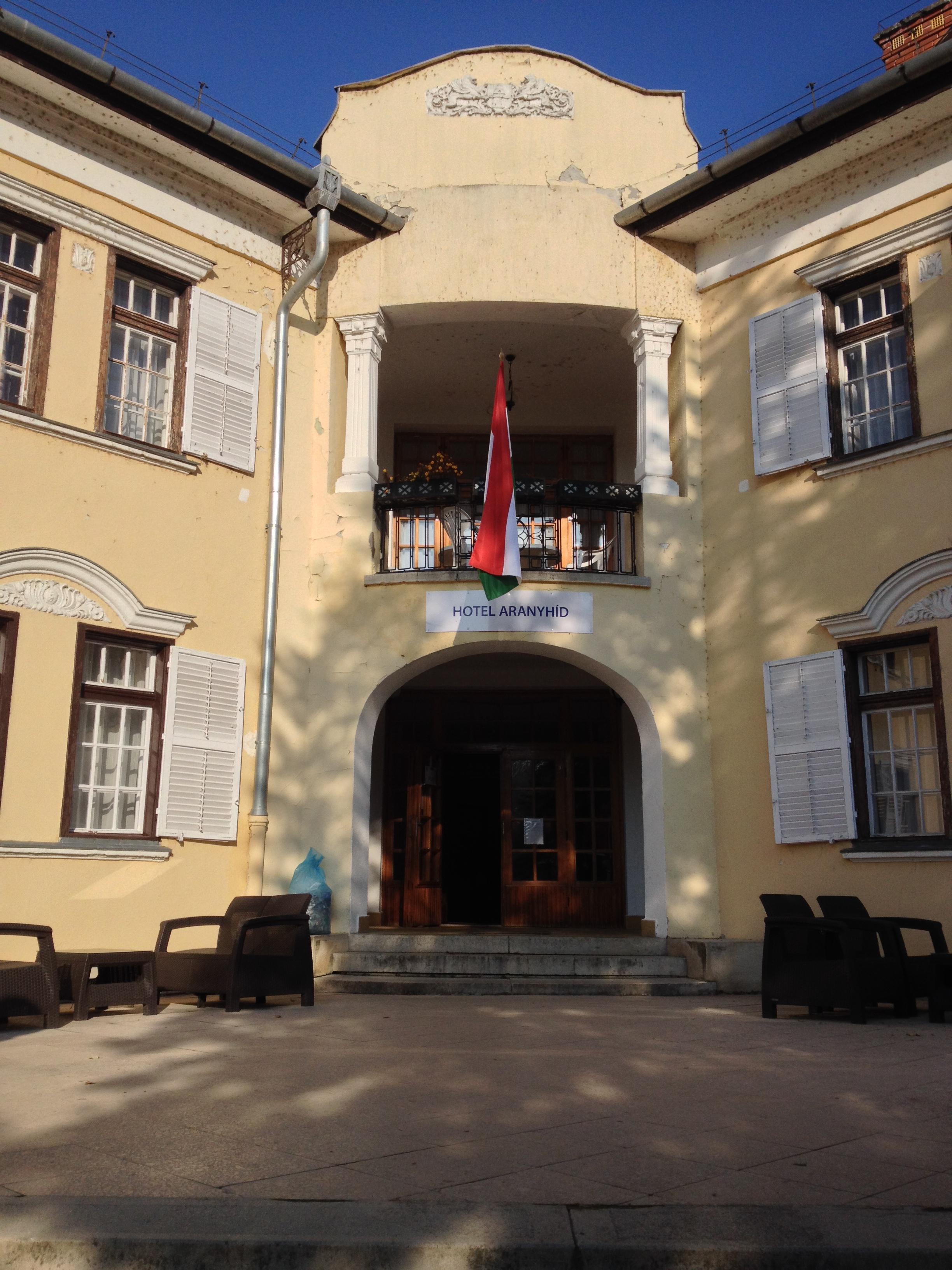 Hotel Aranyhid