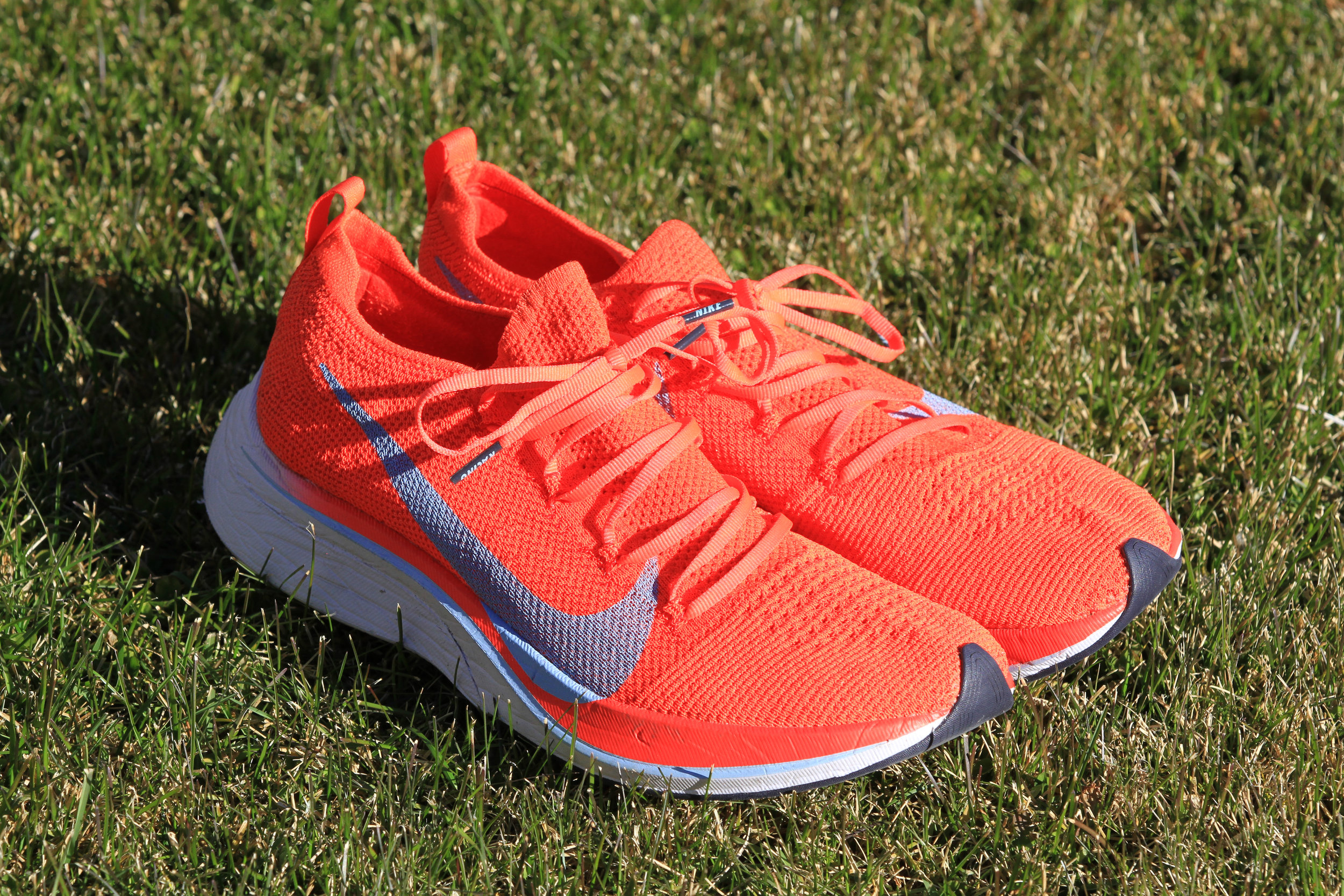 REVIEW: Nike Vaporfly 4% Flyknit
