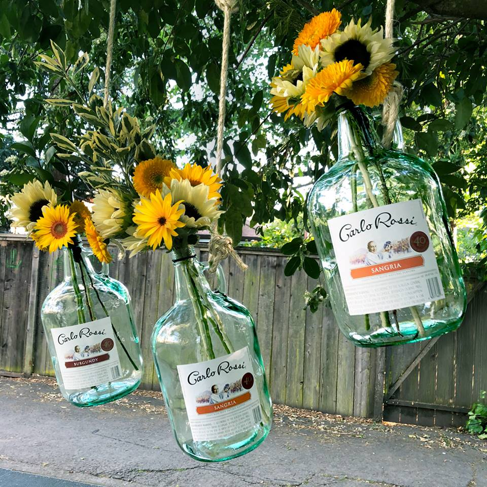 Don't toss out those jugs quite yet! We have an idea ;)