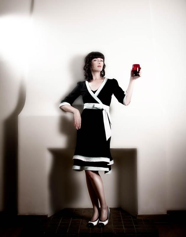 Dai Ross/ Laurie Kearney owner/creator of Ghost Gallery