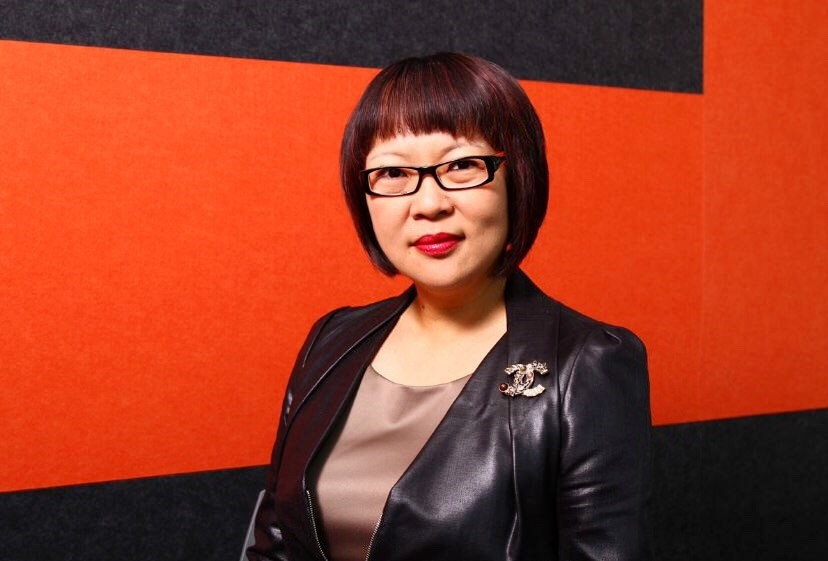 Sunny Yang AUIDF Chair 2016–2018