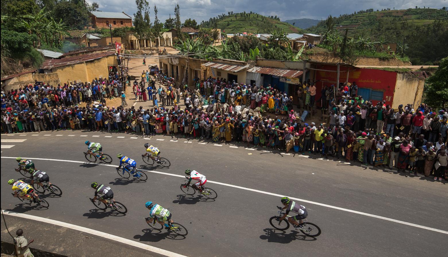 The Tour de Rwanda - © Mrjka Boensch Bees