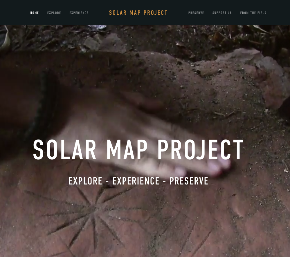 solar map project website .com