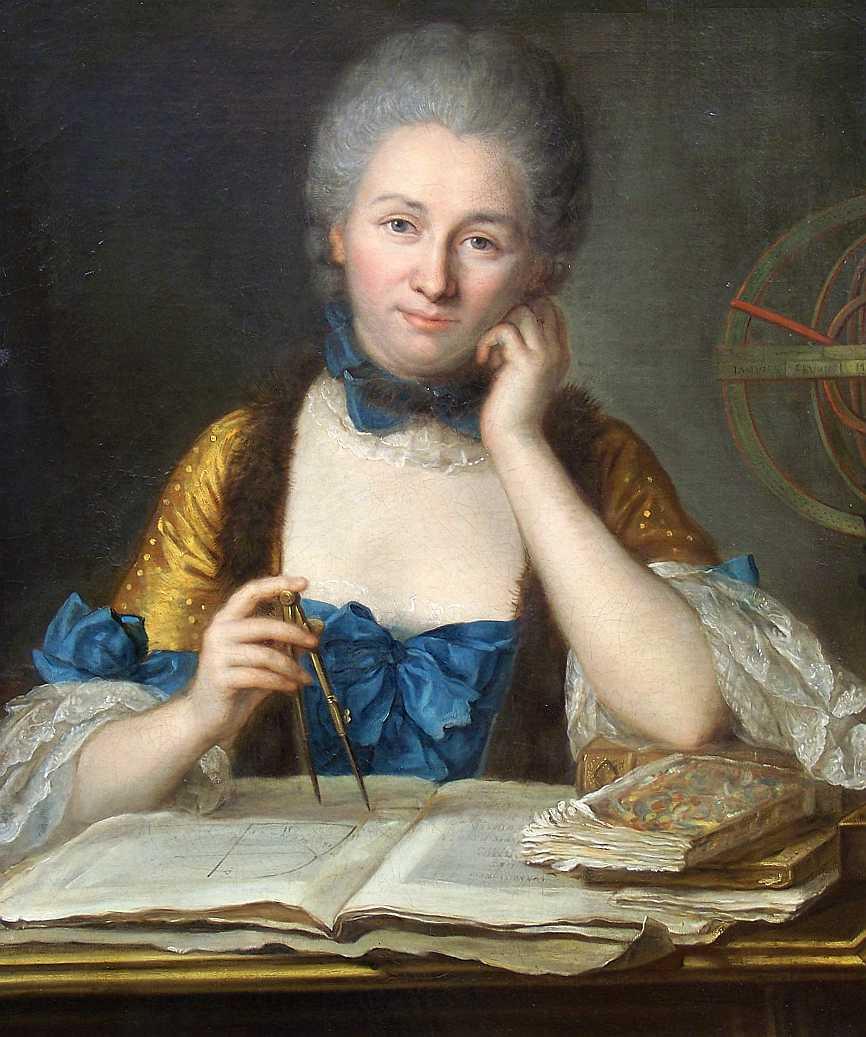 Unsung Heroes of Science     -  Émilie du Châtalet, Powerhouse Museum   ,   Jun 2016