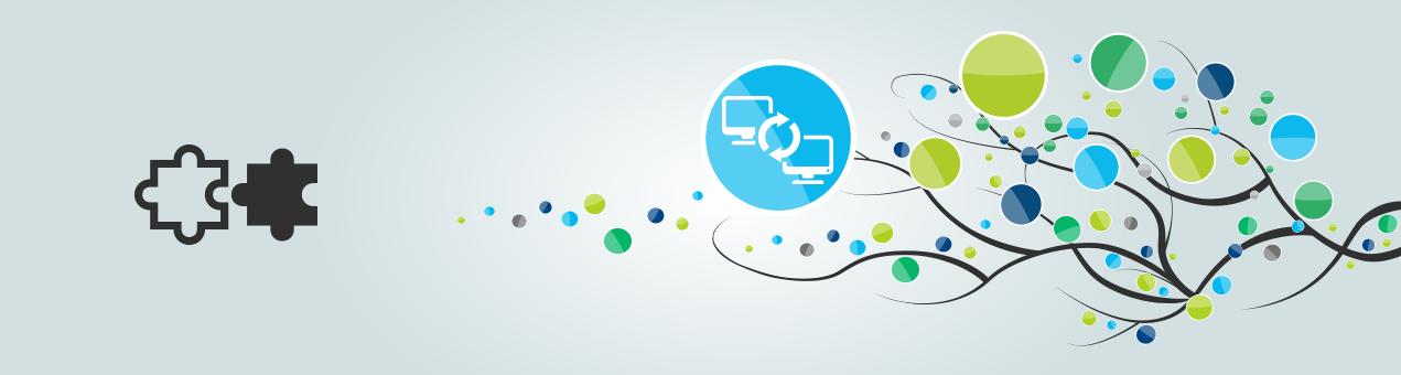 """STRUMENTI PER INTEGRARE  Mago4 si propone come un  ERP """"aperto"""" : sono molti gli strumenti della suite atti a personalizzarlo o integrare altre applicazioni. Si va dall' interscambio dati  al  riutilizzo dei componenti  gestionali, fino allo  sviluppo con la stessa piattaforma usata dagli sviluppatori di Mago4."""