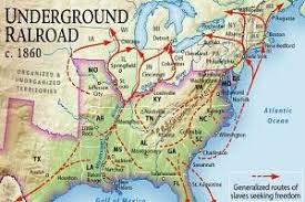 Underground Railroad Journey
