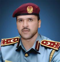 Major General Obaid Moheir bin Suroor