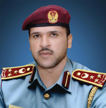 Major General Obaid Moheir bin Suroor , Deputy Director General, General Directorate of Residency and Foreigners Affairs - Dubai