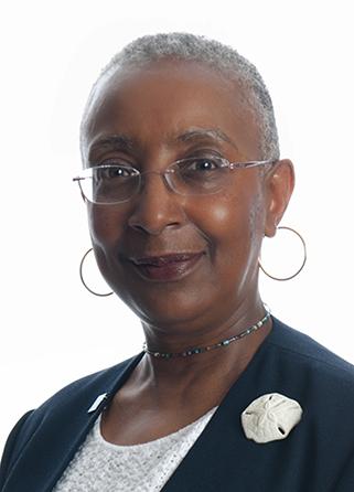Angela Gittens, Director General of Airport Council International (ACI)
