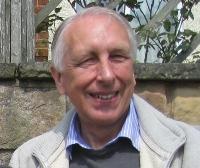 Revd. Roger Antell - Newsletter Editor