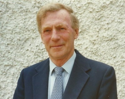 John Cowell - Hon. Auction Secretary