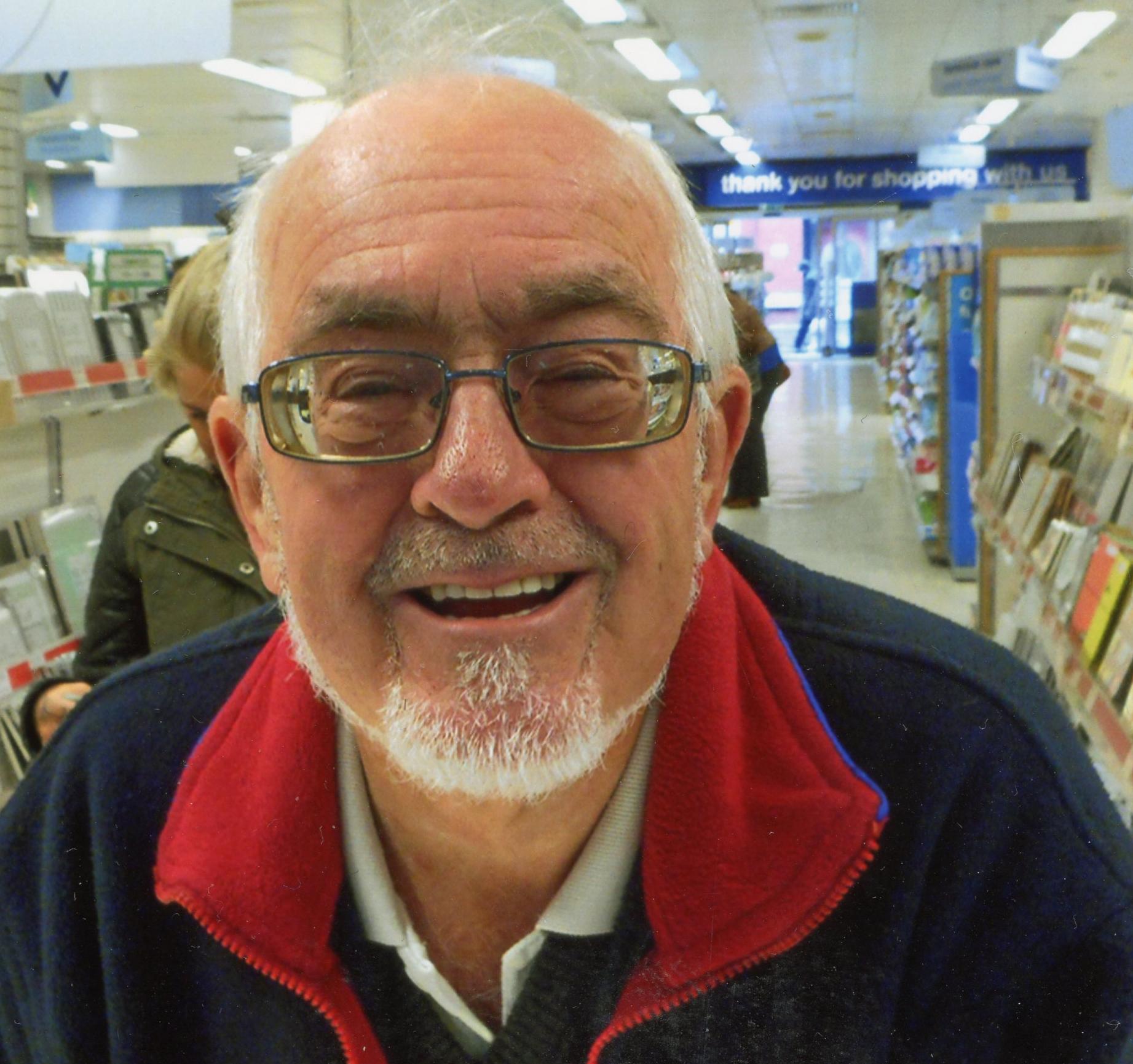 Neil Prior - Hon. Secretary
