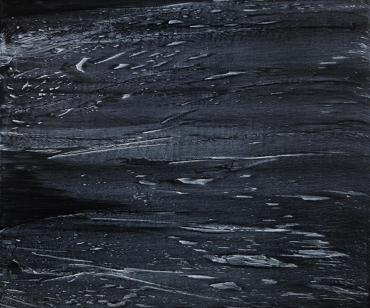 Fragment (3), oil on canvas, 25x30cm, 2016