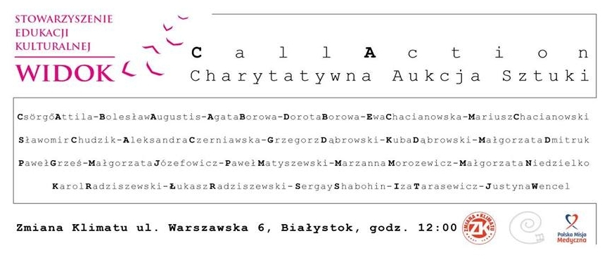 Charity Art Auction in Bialystok
